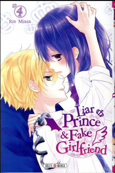 Liar prince & fake girlfriend tome 4