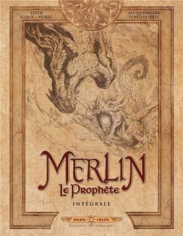 Merlin le prophète - intégrale tomes 1 à 5