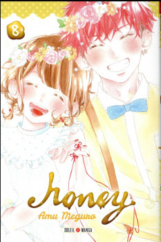 Honey tome 8