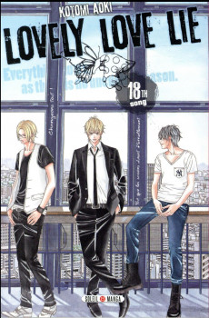 Lovely love lie tome 18