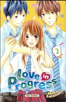 Love in progress tome 2