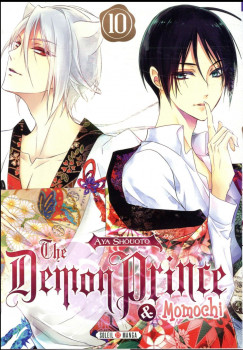 The demon prince & Momochi tome 10