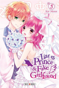 Liar prince & fake girlfriend tome 5