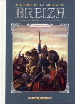 Breizh - histoire de la Bretagne tome 2