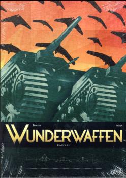 Wunderwaffen - coffret tomes 5 à 8