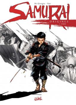 Samurai origines tome 1 - Takeo