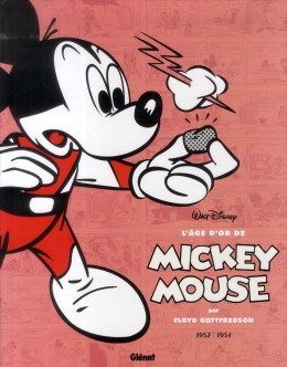 L'âge d'or de mickey mouse tome 10