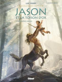 Jason et la toison d'or tome 1