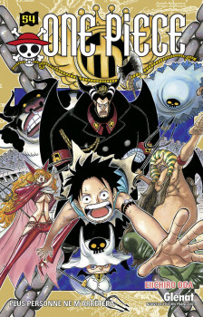 one piece tome 54