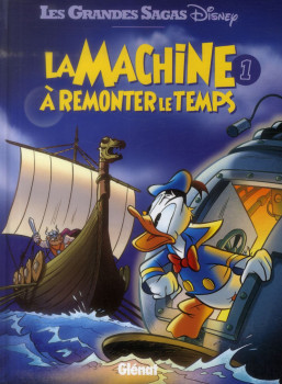la machine à remonter le temps tome 1