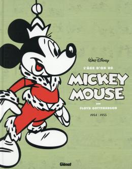 l'âge d'or de mickey mouse tome 11 - 1954 / 1955 - Le Monde souterrain et autres histoires