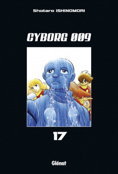 cyborg 009 tome 17