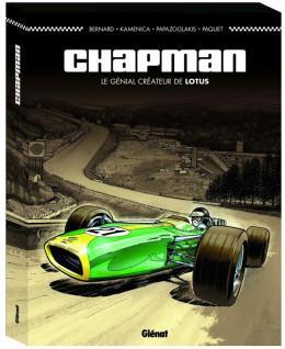 Chapman - Coffret Tomes 1 à 3