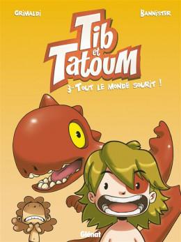 Tib et Tatoum tome 3