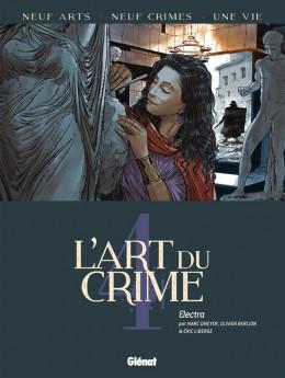 L'art du crime tome 4