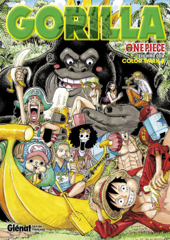 One piece color walk tome 6