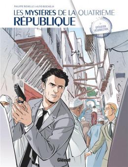 Les mystères de la quatrième République tome 5
