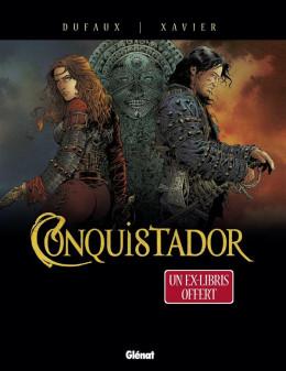Conquistador coffret tomes 3 et 4