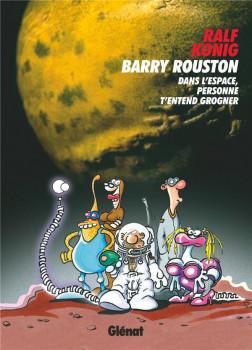 Barry Rouston