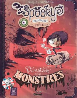 Spooky & les contes de travers tome 1