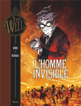 L'homme invisible tome 2