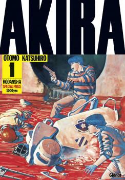 Akira en noir et blanc tome 1 - édition 2016