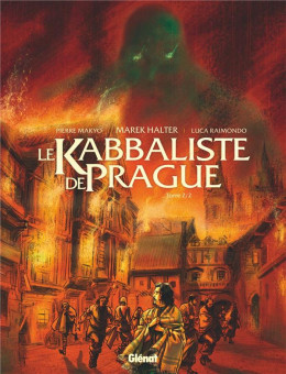 Le kabbaliste de Prague tome 2