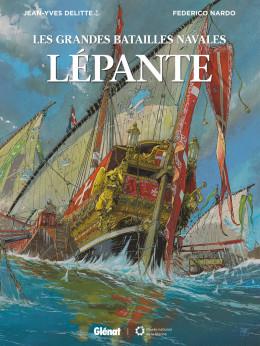 Les grandes batailles navales - Lépante