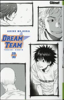 Dream team tomes 29-30