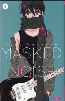 Masked noise tome 2