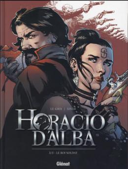 Horacio d'Alba tome 2 - édition 2016