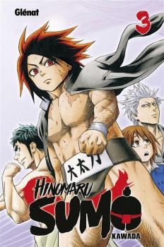 Hinomaru sumo tome 3