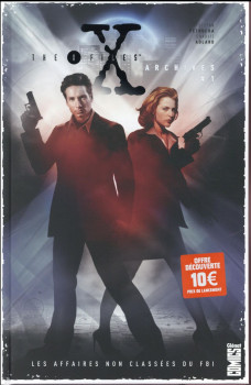 The x-files archives tome 1
