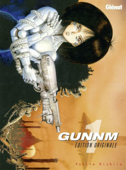 Gunnm - édition originale tome 1