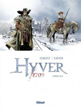 Hyver 1709 - coffret tomes 1 et 2