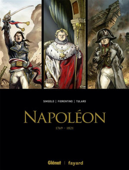 Napoléon - tome 1 à tome 3 - coffret