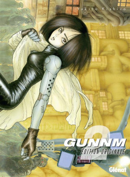 Gunnm - édition originale tome 2