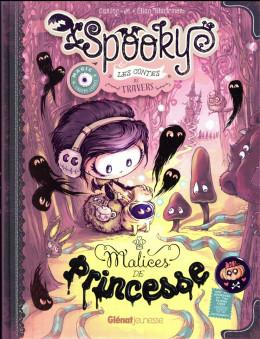 Spooky & les contes de travers tome 3