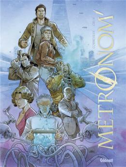 Metronom' - tome 1 à tome 5 - coffret