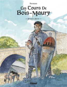 Les tours de Bois-Maury - intégrale tome 1 à tome 5