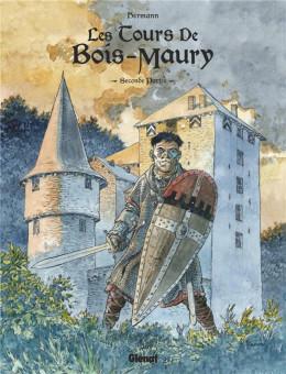 Les tours de Bois-Maury - intégrale tome 6 à tome 10