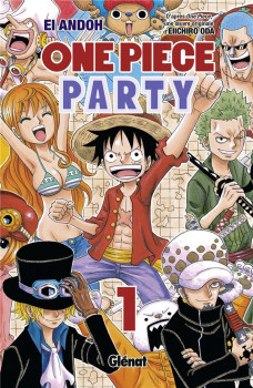 One Piece party tome 1