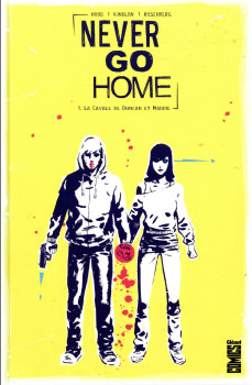 Never go home tome 1