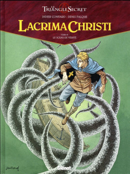 Le triangle secret - Lacrima Christi tome 3