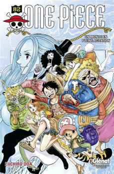 One Piece tome 82