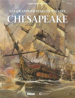 Les grandes batailles navales - Chesapeake