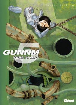 Gunnm - édition originale tome 5