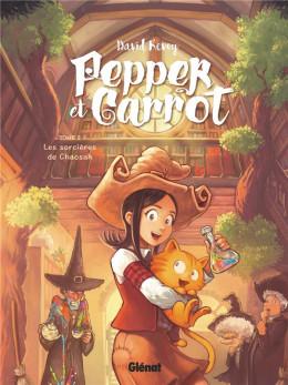 Pepper et Carrot tome 2