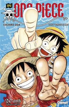 One Piece tome 84 - édition 20è anniversaire