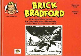 Brick Bradford strips quotidiens tome 8 - La poupée aux diamants